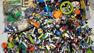 LEGO 15 lbs Bulk Loose Parts Lot 32