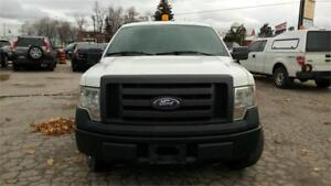 2012 Ford F-150 XL 4x4, 4 Door, Trailer Hitch EZ Loader, V6 3.7L