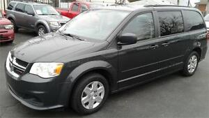 2012 Dodge Grand Caravan SXT STOW AND GO