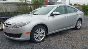 2009 Mazda Mazda6 AUTOMATIC 4 CYL BAS KM GARANTIE 1 ANS
