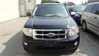 2008 Ford Escape Limited AWD with safety certificate City of Toronto Toronto (GTA) Preview