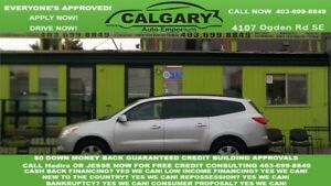 2009 Chevrolet Traverse 1LT *$99 DOWN EVERYONE APPROVED*