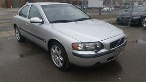 Volvo S60 All Wheel Drive Excel cond 80Km Certified Etested