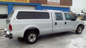 2006 FORD F250XL CREW CAB 8FT BOX DIESEL