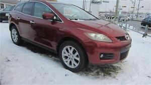 2008 Mazda CX-7 GT TOUT EQUIPE CUIR TOIT OUVRANT AWD financemnt