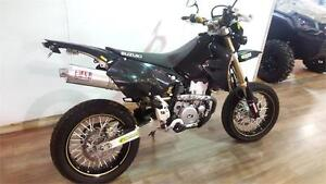 DR-Z400 SM (SUPER MOTARD) 2014
