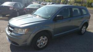 2010 Dodge Journey SE low km  *free certification this month*