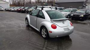 2000 Volkswagen New Beetle GLS FINANCEMENT AUCUN CAS REFUSÉ!!