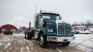 James Western Star - 2016 Caman PRL Metalic Tandem