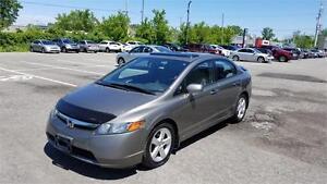 2007 Honda Civic DXG Automatic