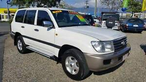 V8 LPG!!! 2003 Toyota LandCruiser Wagon - 8 SEATER!! Westcourt Cairns City Preview