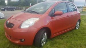 2007 Toyota Yaris RS