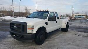 2010 Ford F350 Dually 4x4 Super Duty, Automatic