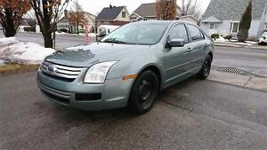 2006 Ford Fusion SE automatic very good mechanic