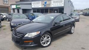 2010 Volkswagen Passat CC HIGHLINE NAVI/BACKUP CAM, PAN-ROOF