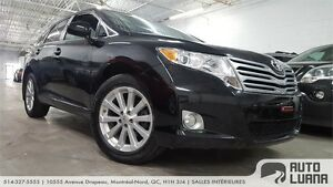 2011 Toyota Venza Sieges Chauffant, Bluetooth, **79000km**