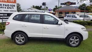 From $35* per week on finance 2006 Hyundai Santa Fe Wagon Westcourt Cairns City Preview