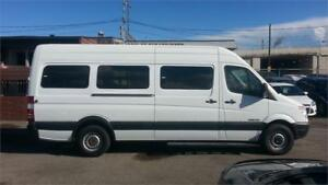 2009 Dodge Sprinter 2500 WHEELCHAIR ACCESSIBLE VAN, EX-RED CROSS