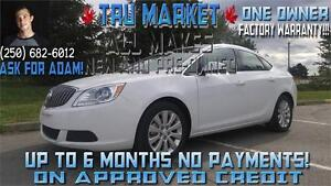 2015 Buick Verano {One Owner} Factory Warranty!!!