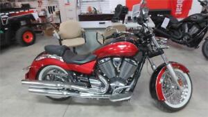 2014 Victory Boardwalk ***NEW PRICE*** $9,950+HST DEMO BIKE