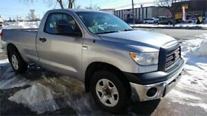 2009 Toyota Tundra 4X4 8FOOT LONG BOX LOW KM ACCIDENT FREE