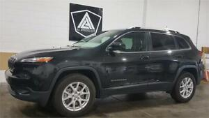 2015 Jeep Cherokee North CLEAN CAR PROOF! REDUCED!!