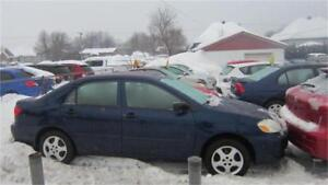 2007 Toyota Corolla LE TOUT EQUIPE  FINANCEMENT  MAISON