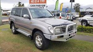 Feature Packed - 2003 V8 Toyota LandCruiser Automatic Wagon Westcourt Cairns City Preview