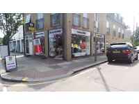 Retail shop to rent in Garratt Lane