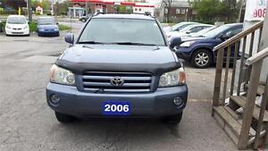2006 Toyota Highlander 7-Passenger