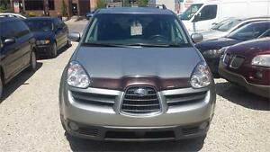 2007 SUBARU TRIBECA SUV AUTO ETESTED SAFETY AWD WITH GPS