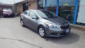 2016 Kia Forte LX NO ACCIDENT* GREY/BLACK* $$ 12999