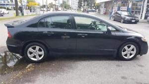 2010 Honda Civic Sdn DX-G 234 kms manual transmission AS IS 3500