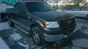 2005 FORD F150 XLT 4 DOOR 4X4 - 5.4L V8 TRITON - AS IS SPECIAL