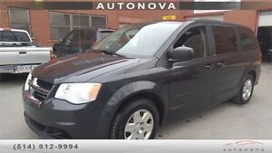 ***2012 DODGE GRAND CARAVAN SE***STOW&GO/514-812-9994.