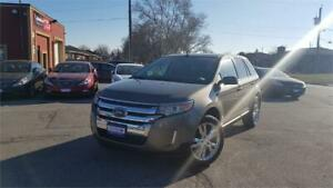 2014 Ford Edge Ltd-AWD/Leather/Backup cam/Navi/Panoramic Roof