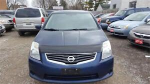 2012 NISSAN SENTRA MANUAL 6 SPEED EXCELLENT CONDITION SAFETY