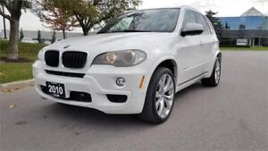2010 BMW X5 48i | M-Sport | Accident Free | Navigation | PDC