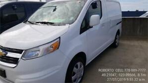 2015 Chevrolet City Express Cargo Van LS PLUS SHELVES