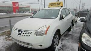 2010 Nissan Rogue sl automatique 500$ depot   financement maison