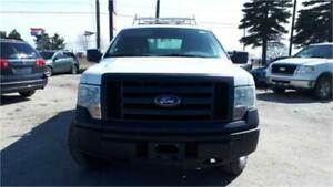 2010 Ford F150 XL 4x4, 4 Door, utility, EZ Loader, Tow package