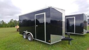 NEW 2019 8,5X14 ENCLOSED CARGO TRAILER **5200LBS AXLE UPGRADE**