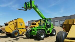 BRAND NEW Merlo 60.10 Panoramic Telehandler