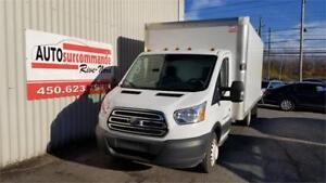 2015 Ford Transit fourgon tronqué -- GARANTIE 1AN / 15 000 KMS -