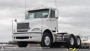2007 FREIGHTLINER CL112 COLLUMBIA DAY CAB A VENDRE