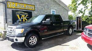 FORD F150 2010 4X4 FINANCEMENT MAISON DISPONIBLE 100%