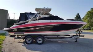 Four Winns H260 Bowrider For Sale (2008) with Trailer