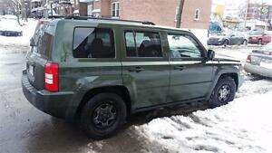 Jeep Patriot 2007 tres propre 4CYL 2.4L