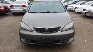 2005 TOYOTA CAMRY CE  AUTO SAFETY ETESTED EXCELLENT CODITION