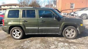 2008 Jeep Patriot Limited-4x4-Heated Seats-Leather-SOLD SOLD